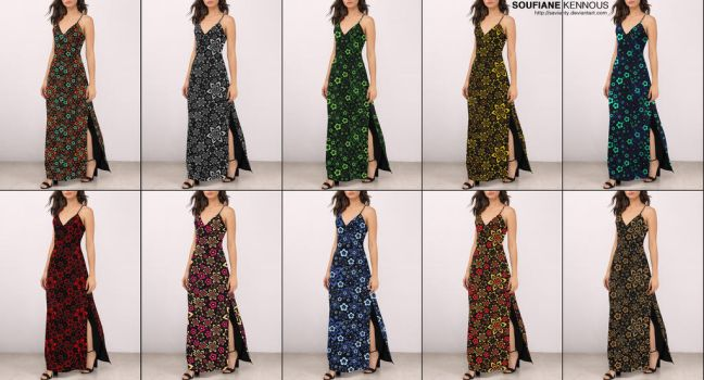 Maxi Dresses  by savianty