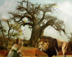 Lion Song by pskate1