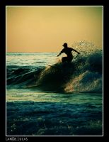 SURFS UP: One Hell of A Ride by ezak