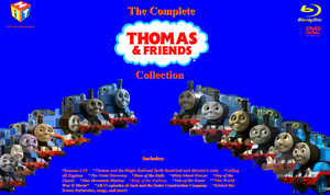 The Complete Thomas and Friends Collection by DinoNTrains