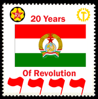 20 years of Revolution by Party9999999