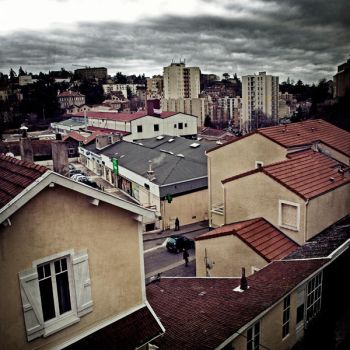 Rooftops by siamesesam