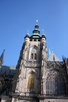St. Vitus's Cathedral by fairytale-gone-bad