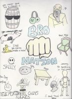 BRO NATION by EvilEmmaismyname