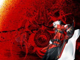 ragna the bloodedge by bowseganonlink