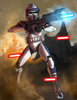 ARF Trooper Smack by Rebel-Raptor