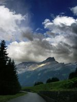 Les Diablerets by orographic
