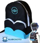 Sun and Moon Trainer Backpack by BlueRobotto