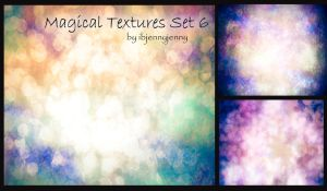 Magical Textures Set 6 by ibjennyjenny