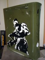 XBOX 360 - HALO 3 Edition by straight-thugin