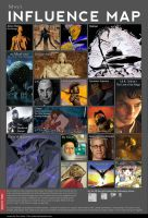 Influence Map by Silvre