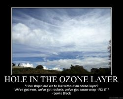 Hole in the Ozone Layer by Balmung6