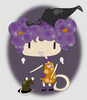 Little Witch by Lucora