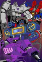 Decepticons by angrywolf81
