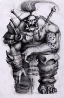 orc by Ork-artist