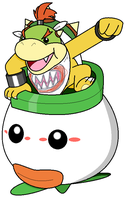 Bowser Jr. (JBX9001) by JBX9001