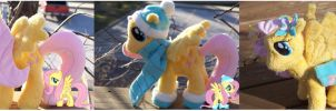 Fluttershy Plushie 2 by eebharas