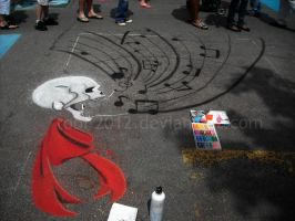 Chalk the Walk by tobi-2012