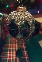 Chainmail Ornament 3 by ulfchild