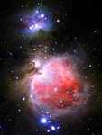 The Great Orion Nebula by jcpag2010