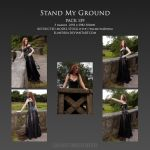 Stand My Ground Pack 139 by Elandria