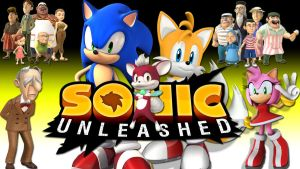 Sonic Unleashed Wallpaper by Sonic70756