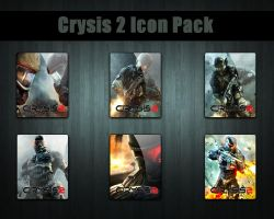 Crysis 2 Icon Pack by Solutionist