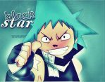 BLACK STAR :D by CHVampaiiaxInuzuka