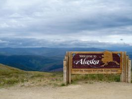 Welcome to Alaska by fourrpaws