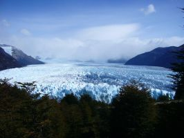 Week 16 - Perito Moreno Glacier by serel