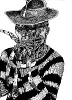 Freddy Kruger by Shukibaby