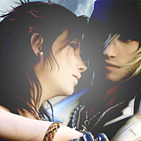Final Fantasy Snow x Fang icon FREE by DieVentusLady