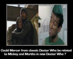 Doctor Who: A Family Connection ? by DoctorWhoOne