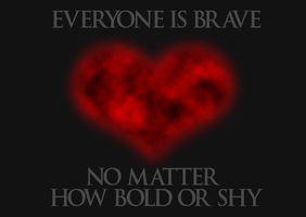 Brave by CivilSkeptic