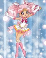 Sailor moon. by Qi-Yue