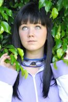 Hinata Hyuuga ~ Looking to the future by Yukino-Yoru