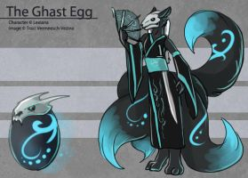 The Ghast Egg by Ulario