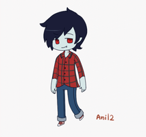 Marshall lee by ani12