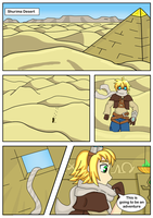 Ezreal's Catgirl Adventure 001 by TheMaskofaFox