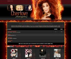 Gallery layout for Cher Love by fionaadam