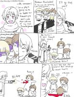 Hetalia: Why Russia Doesn't Have Any Friends by ExclusivelyHetalia