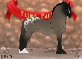 Faime Import 676 by bedfordblack