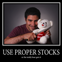 Use Proper Stocks by Sc1r0n