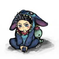 Stitch Damian by C2ii