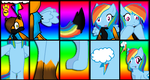 Matthew TG Rainbow Dash by MattMiles