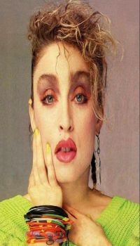 Madonna Picture Caricature by hordoc2