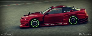 Sick 180sx by SKerimG