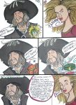 Barbossa...domestic goddess by lubyelfears