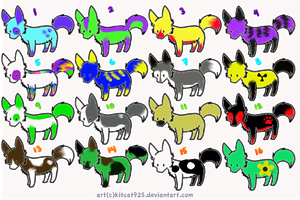 Wolf Adopts!!!! ~OPEN~ by N1GHTWOLFXD