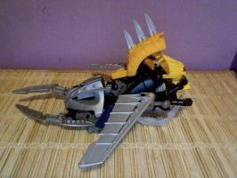 Thorn-Flight lock-side view by Yoshua171